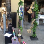 Tiki Jungle Stands - Prop For Hire