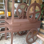 Timber Carts - Prop For Hire