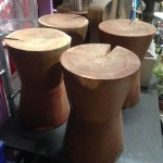 Timber Plinths - Prop For Hire