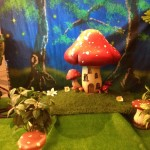 Toadstool House - Prop For Hire