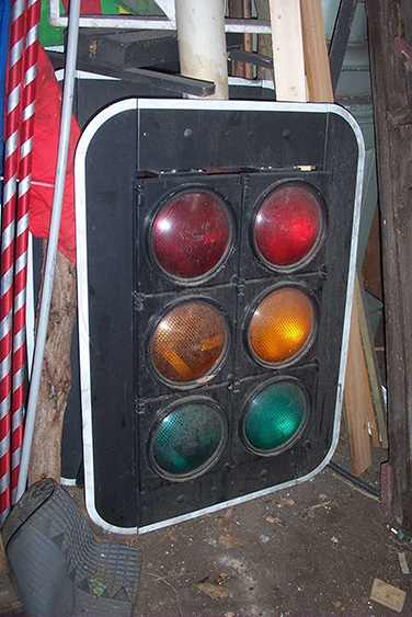 Traffic Lights 3 - Prop For Hire