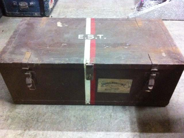 Travel Trunk 3 - Prop For Hire