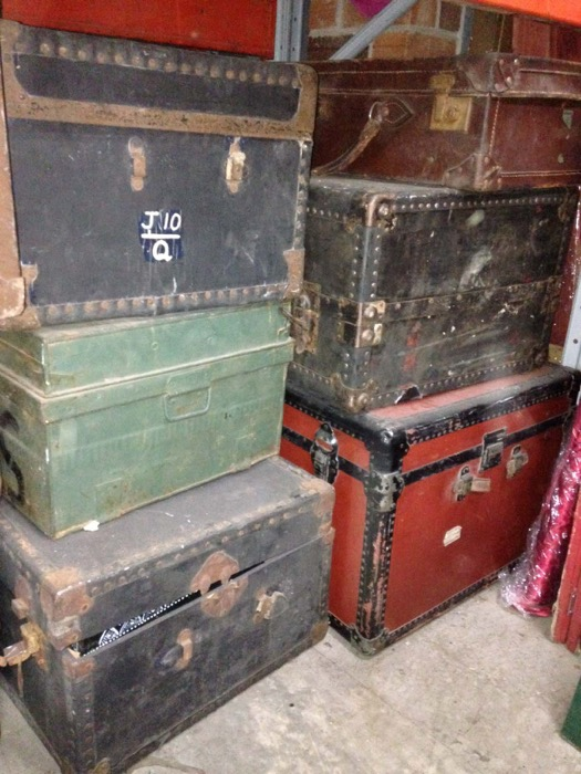 Travel Trunk 6 - Prop For Hire