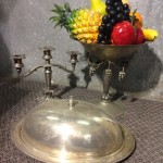 Tray And Fruit - Prop For Hire