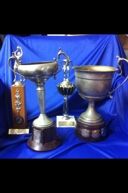 Trophies 1 - Prop For Hire