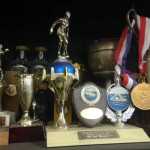Trophies 3 - Prop For Hire