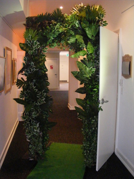 Tropical Archway - Prop For Hire
