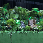Tropical Jungle Stage - Prop For Hire