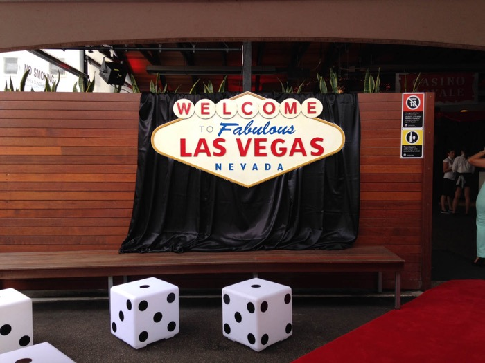 Vegas Sign - Prop For Hire