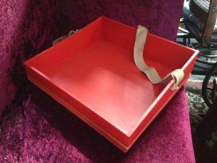 Vendors Trays - Prop For Hire