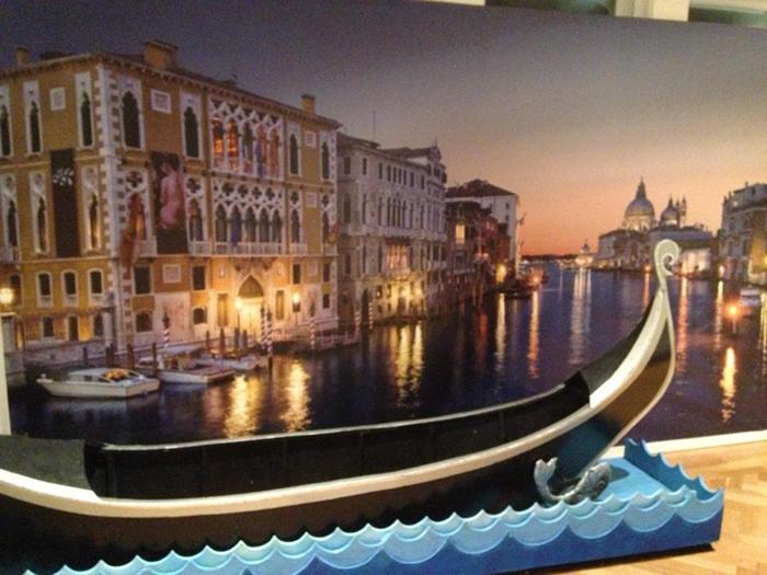 Venice Gondolas - Prop For Hire
