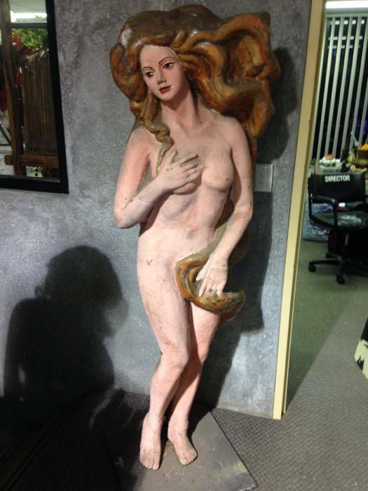 Venice Statue - Prop For Hire