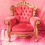 Victorian Armchair - Prop For Hire
