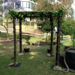 Vineyard Entrance - Prop For Hire