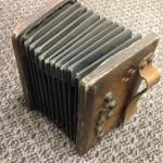 Vintage Accordian - Prop For Hire