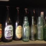 Vintage Beer Bottles - Prop For Hire