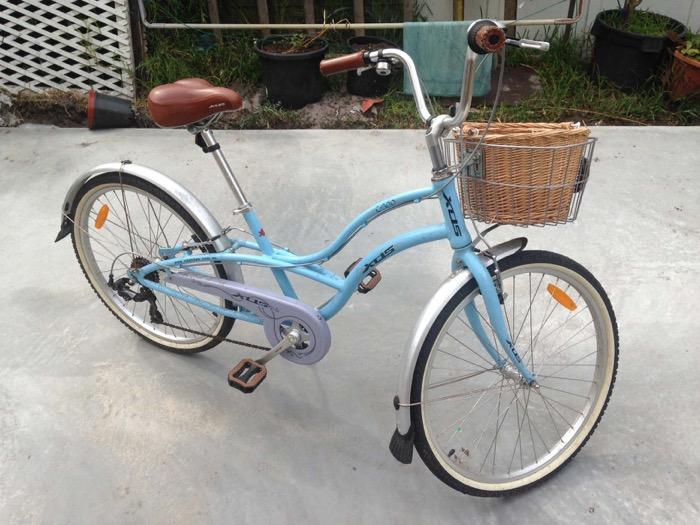 Vintage Bike - Prop For Hire