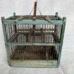 Vintage Bird Cages - Prop For Hire