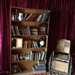 Vintage Bookshelf - Prop For Hire