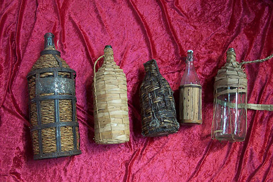 Vintage Bottles - Prop For Hire