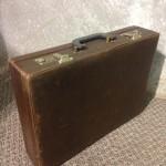 Vintage Briefcase - Prop For Hire