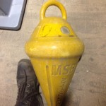 Vintage Buoy - Prop For Hire