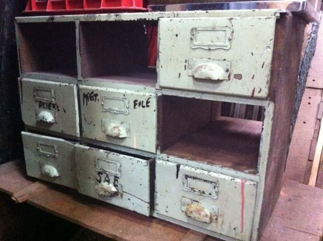 Vintage Cabinet - Prop For Hire