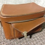 Vintage Camera Case - Prop For Hire