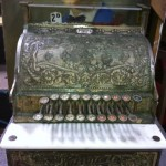 Vintage Cash Register.1 - Prop For Hire