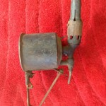 Vintage Copper Blowtorch - Prop For Hire