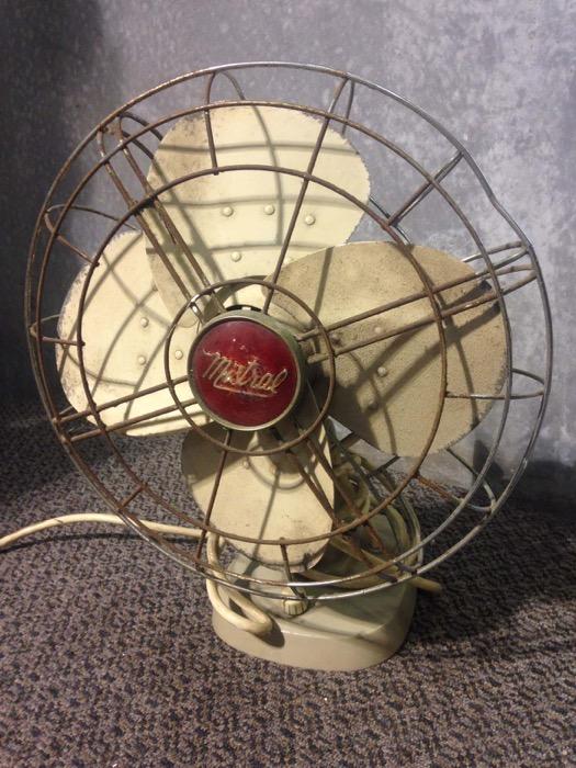 Vintage Fan 2 - Prop For Hire