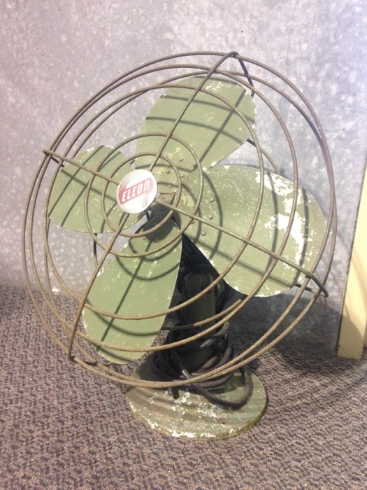 Vintage Fan 4 - Prop For Hire