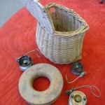 Vintage Fishing Kit - Prop For Hire