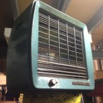 Vintage Heater - Prop For Hire