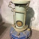 Vintage Heater 2 - Prop For Hire