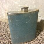 Vintage Hipflask - Prop For Hire