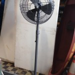 Vintage Industrial Fan - Prop For Hire