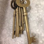 Vintage Keys - Prop For Hire