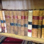 Vintage Leather Books - Prop For Hire