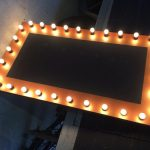 Vintage Light Up Sign - Prop For Hire