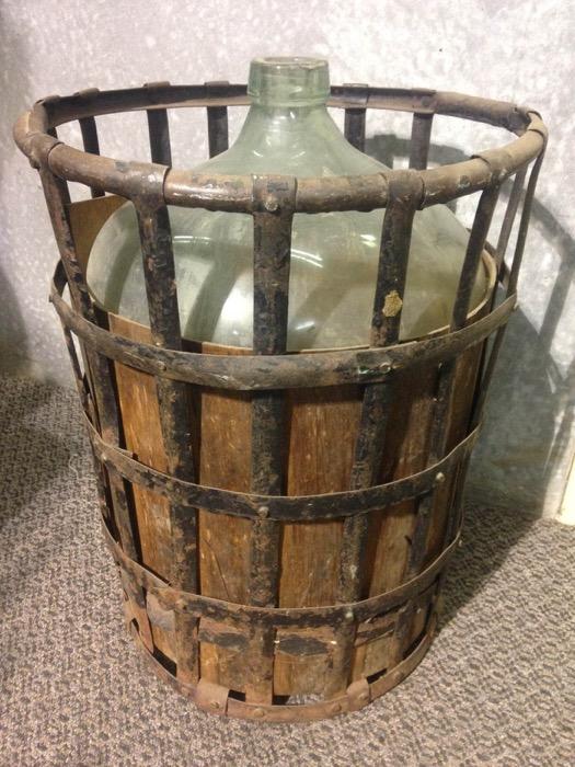 Vintage Liquor Container - Prop For Hire