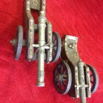 Vintage Model Cannons - Prop For Hire