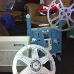 Vintage Projector - Prop For Hire