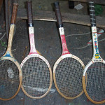 Vintage Rackets 2 - Prop For Hire
