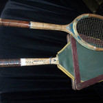 Vintage Racquets 1 - Prop For Hire
