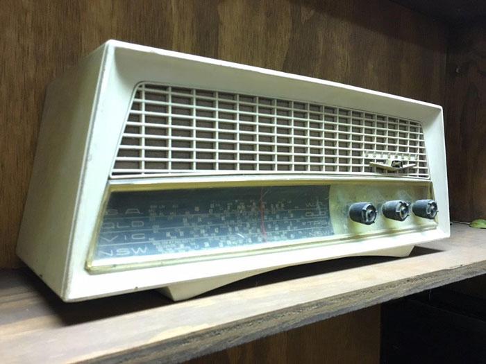 Vintage Radio - Prop For Hire