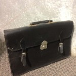 Vintage Soft Briefcase - Prop For Hire