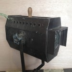 Vintage Spotlight - Prop For Hire
