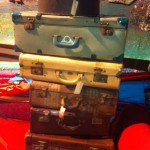Vintage Suitcases 1 - Prop For Hire