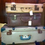 Vintage Suitcases 2 - Prop For Hire